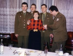 Belarussian Officers interview