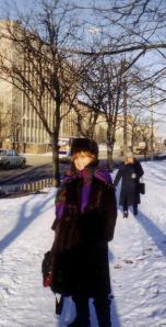 Belarussian Woman 2