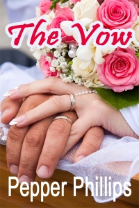 The Vow by Pepper Phillips