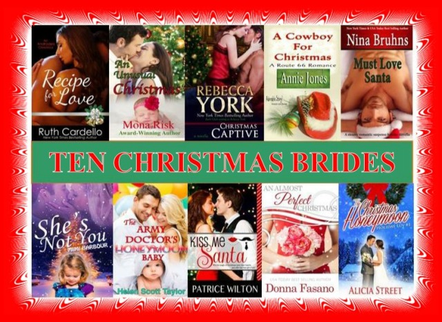Ten Christmas Brides 1
