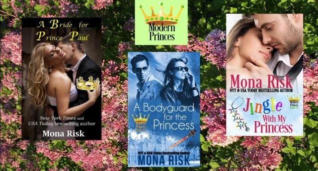 New Release A Bodyguard For The Princess